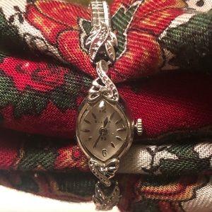 Vintage Bulova 23 ladies wrist watch